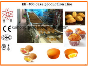 Kh Ce Approved Popular Cake Machine pictures & photos