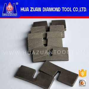 U Shape Diamond Segment for Cutting Granite pictures & photos