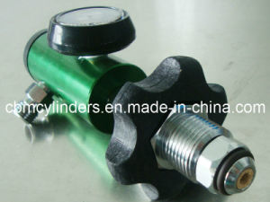 Medical Bullnose Oxygen Regulator (Western Style) pictures & photos