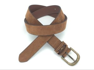 New High Quality Suede Belt for Ladies