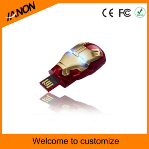 Creative USB Flash Drive Metal USB Stick with Your Customized pictures & photos
