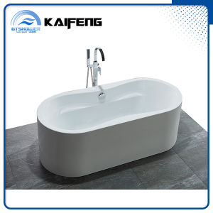 Upc Acrylic Stand Alone Bath Tub (KF-765) pictures & photos
