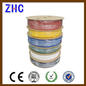 Thin Wall Flexible Heat Shrinkable Silicone PE Rubber Shrink Tube pictures & photos