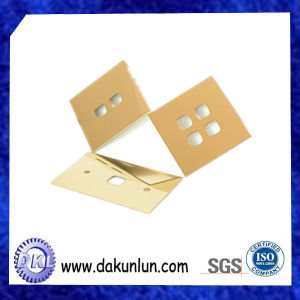 High Precision OEM/ODM Stamping Brass Shrapnel pictures & photos