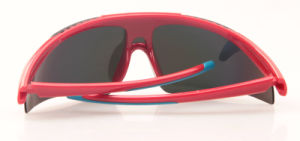 Flashing Hot Sell Sports Sunglasses with Mirror Lens pictures & photos