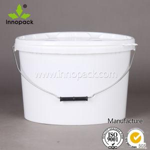 2 Gallon 4 Gallon 7.5L 15L Oval Specialty Plastic Bucket Pail pictures & photos