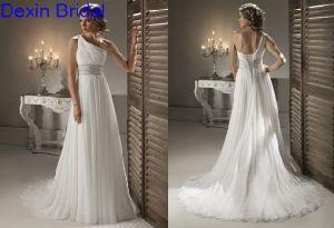 Wedding Dress & Wedding Gown (DX0029)