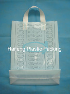 Plastic Bag/ Loop Handle Polybag/Bag for Garment pictures & photos