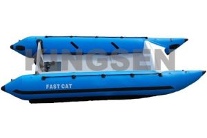 Zapcat Inflatable Boats with Plywood (GCG380)