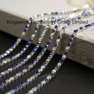 Metal Cup Chain Roll Rhinestone Cup Chain for Fashion Jewelry pictures & photos