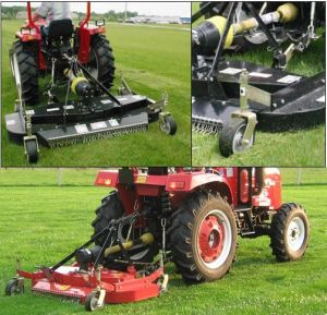 Pasture Tractor Driven Finish Mower (4FMOW)