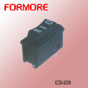 on-off-on Hair Dryer Switch / Three Position Switch for Hair Dryer pictures & photos