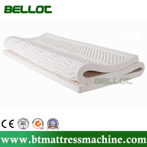 Eco-Friendly Bedroom Latex Foam Mattress pictures & photos