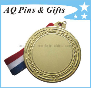 3D Gold Medal with Sandblasting pictures & photos