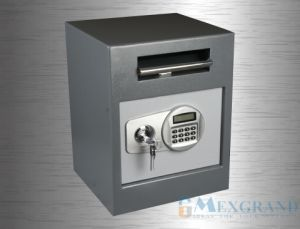 Electronic LCD Deposit Safe with High Quality (MG-CD450-14) pictures & photos