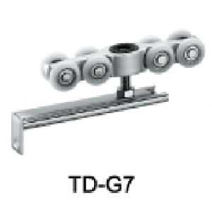 Hanging Wheel Aluminum Hinge Td-G7 pictures & photos