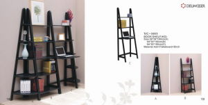 Wooden Book Shelf (YC-1055)