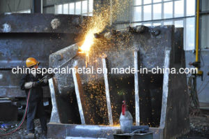 Steel Cast Large Cable Saddles for Steel Bridges