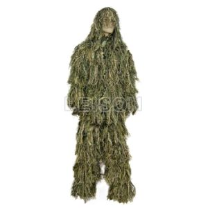 Military Camouflage Ghillie Suit of Superior Fabric pictures & photos