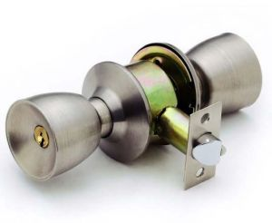 Cylindrical Knob Locks (JM-570ET P/SS) pictures & photos