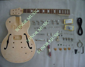 Unfinished Electric Guitar (SNGK014)