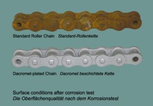 Dacromet-Plated Chain pictures & photos