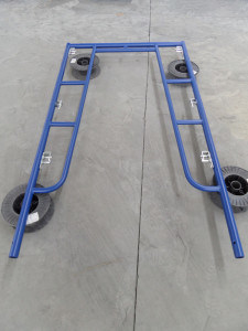 High Quality Steel Walkthough Frame Scaffolding pictures & photos