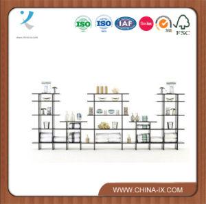 11′ Wide 2-Tier Wood Marketing Displays pictures & photos