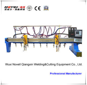 Metal Plate CNC Flame Gas Cutting Machine (CNC-CG3000C) pictures & photos