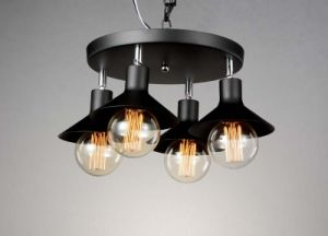 Neck Adjustable Ceiling Lighting Lamp