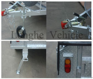 Soft Floorhot Galvanized Steel Camping Trailer (CPT-05) pictures & photos