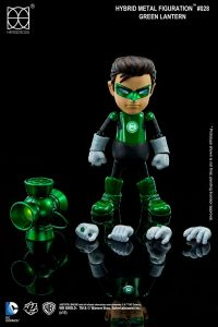 Factory Custom PVC Figure Green Lantern for Movie Souvenirs