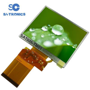 High Brightness Qvga LCD Screen with RGB Interface (3.5inch)