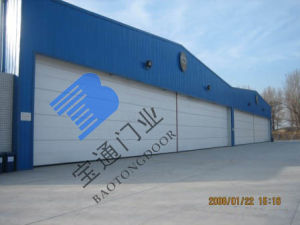 Fabric Lifting Hanger Door (H005)