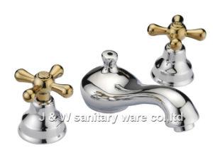 "8"" Wide-Spread Bathroom Faucet (E-39) pictures & photos"