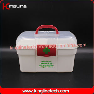 Family Multifunctional PP Box First Aid Kit (KL-9044) pictures & photos