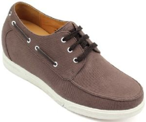 Height Increasing Elevator Men′s Casual Shoes (LAK70H30-1)