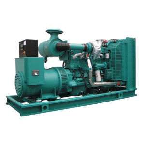 50Hz Silent Type Cummins Diesel Generator 320kw 400kVA pictures & photos