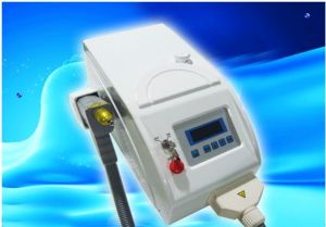 Top Level Hotsell Laser Tattoo-Removal Machine pictures & photos