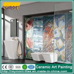 Unfading and Durable Ceramic Art Painting