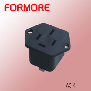 AC Socket/French Socket /2 Pin Socket pictures & photos
