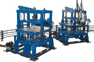 Mh-W Series Hydraulic Driven Foaming Mold Carriers pictures & photos