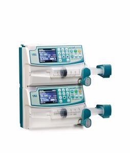 Freely Stackable Syringe Pump pictures & photos
