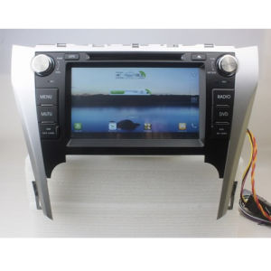 Special Car Stereo DVD Player with Android4.0 GPS Navigation for Toyota 2012 Camry (EW881)