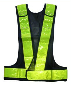 Cheap Reflective Safety Vest/Traffic Reflector Vest/Reflector Vest/ (SYFGBX-10VC) pictures & photos