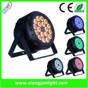 Indoor 18X10W LED PAR Can Light RGBW 4 In1 pictures & photos