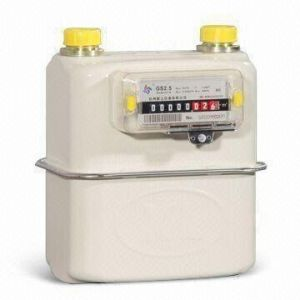 Household Diaphragm Gas Meter pictures & photos