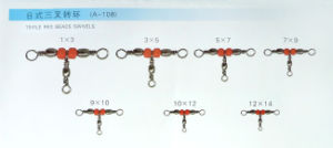 Fishing Tackle/Swivel (A-108)