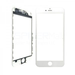 Mobile Phone Front Screen Glass with Frame for iPhone 6 pictures & photos