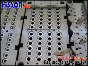 48-Cavity Plastic Cap Injection Mould pictures & photos